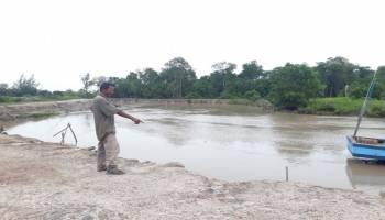 Nelayan Minta Muara Dermaga Berok Dinormalisasi, Begini Jawaban Dinas Perikanan Bateng