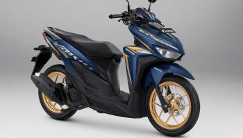 New Honda Vario 125 Hadirkan Pilihan Warna Baru