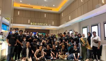 Nobar Gala Premiere Film 7 Purnama Di Satu Syawal, Kesetiaan Mariam Mengaduk-Aduk Emosi Penonton