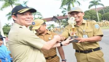 November 2019, Babel Tuan Rumah PORNAS KORPRI se-Indonesia