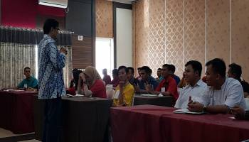Novilla Boutique Resort Gelar Pelatihan SDM