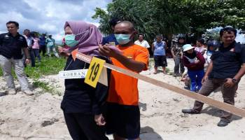 Nur Maela Dibunuh Pakai Kerudung