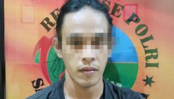Oknum Honorer Pemkab Diciduk Satresnarkoba Polres Basel
