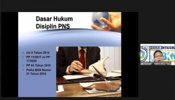 Ombudsman: Atasan Harus Hati-Hati Dalam Penegakan Disiplin Pegawai