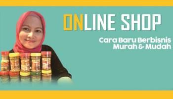 Online Shop Cara Baru Berbisnis Murah dan Mudah