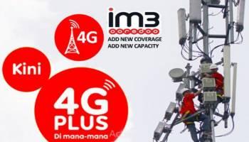 Ooredoo Perkenalkan 4G Baru di Desa Jebus
