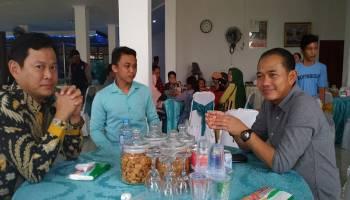 Open House di Rumah Dinas, Masyarakat: Terima Kasih Jamuannya Pak Bupati