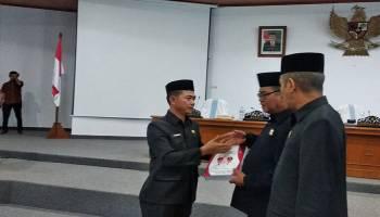 PAD Kabupaten Bangka 2018 Capai 97,10 Persen