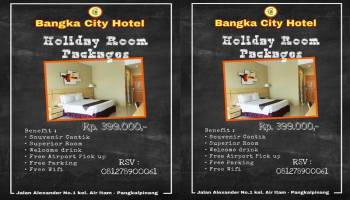 Paket Hotel Ini Bisa Jadi Pilihan Istimewa Saat Liburan Tahun Baru