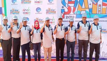 Pameran Public Expose & Public Service Exhibitions SAIK 2019 Resmi Dibuka