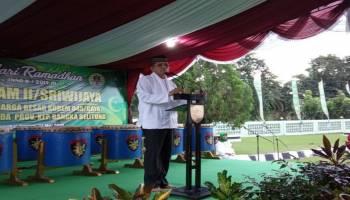 Pangdam II/Sriwijaya Nyatakan Wilayah Sumbagsel Kondusif Pasca Pilpres