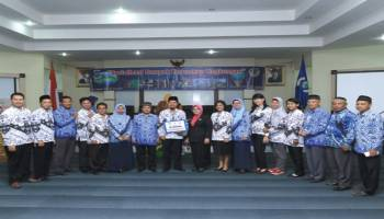 Pangkalpinang Juara Lomba Apresiasi Guru PAUD
