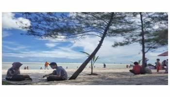 Pantai Masih Jadi Primadona Habiskan Libur Pergantian Tahun