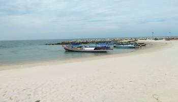 Pantai Matras Miliki Garis Pantai Terpanjang