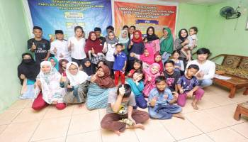 Panti Asuhan Bina Harapan Al-Islam Doakan Babel Review Semakin Maju
