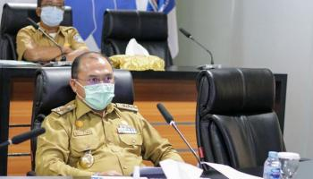 Paparkan Isu Strategis, Gubernur Erzaldi Dukung Major Project