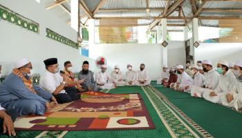 Para Hafiz Alquran Mendapat Motivasi dari Gubernur Erzaldi
