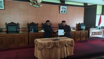 Paripurna Penetapan Pimpinan Definitif DPRD Bateng, Berikut Nama Ketiga Calon