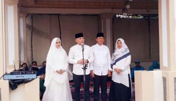 Pilkada Bateng: Pasangan Berdikari Siap Membangun Bangka Tengah
