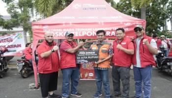 Pasca Bencana Tsunami di Selat Sunda, Telkomsel Saluran Rp 50 Juta Donasi Pelanggan Setia