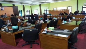 Pasca Libur Lebaran, Rapat Paripurna DPRD Bateng Hanya Dihadiri 14 Anggota