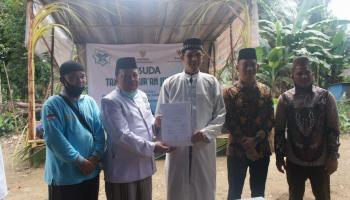 Pascasarjana IAIN SAS Babel Berkolaborasi Bangun Pondok Belajar Tahfidz