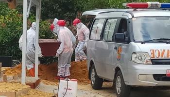 Pasien Covid-19 Warga Parit Padang Meninggal, Total 777 Kasus di Kabupaten Bangka