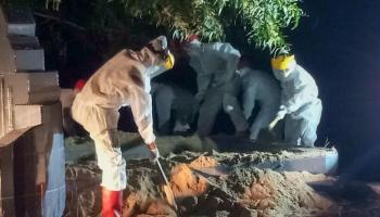Pasien Covid-19 Warga Sudi Mampir Sungailiat Meninggal di RSUD Depati Bahrin
