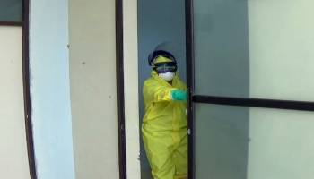 Pasien Terduga Suspect Virus Corona di RSUP Sempat Ke Singapura untuk Berobat
