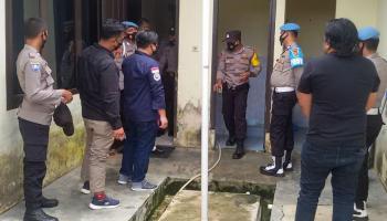 Pastikan Anggotanya Tak Gunakan Narkoba, Polsek Riau Silip Gelar Tes Urine