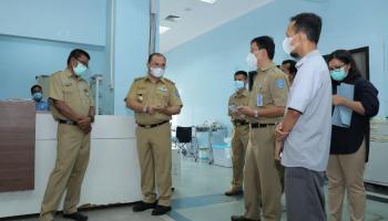 Pastikan Masyarakat Dapat Pelayanan Terbaik, Gubernur Erzaldi Ingin Manajemen Rumah Sakit Terintegrasi