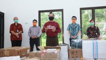 PCR Telah Tiba, Babel Bisa Test Swab Hingga Seribu Sampel