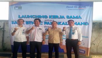 PDAM Tirta Bangka Launching Pembayaran Online