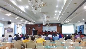 PDI Perjuangan Pimpin DPRD Bangka