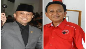 PDIP Buka Peluang Usung Didit-Korari di Pilkada Bateng 2020