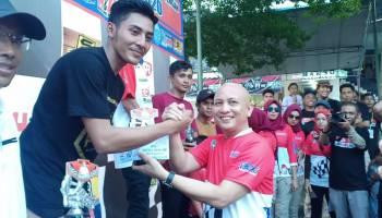 Pecahkan Rekor, 214 Pembalap Ramaikan Fun Road Race Didit Srigusjaya Cup di Koba
