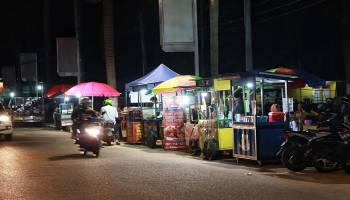 Pedagang Kaki Lima Menjamur di Pangkalpinang, Dewan: Boleh Jualan Asal...