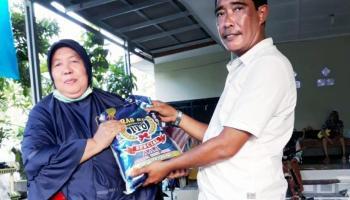 Peduli Covid-19, Anggota DPRD Kabupaten Bangka
