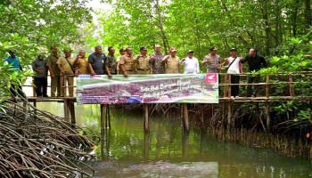 Peduli Lingkungan, Tunas Honda Serahkan 15.000 Bibit Mangrove ke Komunitas Pecinta Alam Beltim
