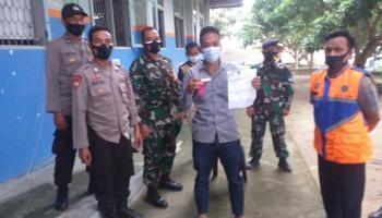Pegang Surat Keterangan Positif Rapit Test Antigen, Satu Penumpang Kapal Ferry Ini Dipulangkan Ke Palembang