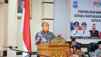 Pelabuhan Pangkalbalam Segera Terwujud, Walikota: Terimakasih Pak Gubernur
