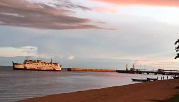 Pelabuhan Penyeberangan Tanjung Kalian Kembali Menutup Jalur Penumpang