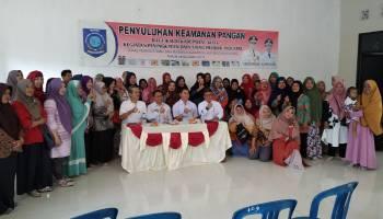 Pelaku Industri Kecil dan Menengah di Babar Ikuti Pelatihan Keamanan Pangan