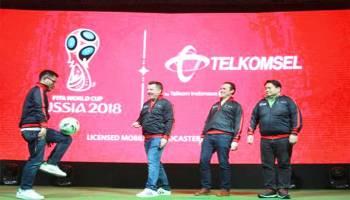 Pelanggan Bisa Nikmati Piala Dunia 2018 Lewat Ponsel Aplikasi MAXstream