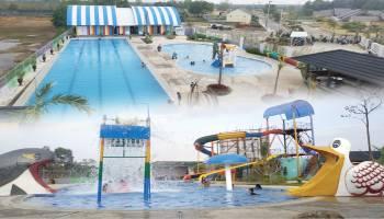 Pelangi Waterpark  Beri Pilihan Baru dalam Berwisata