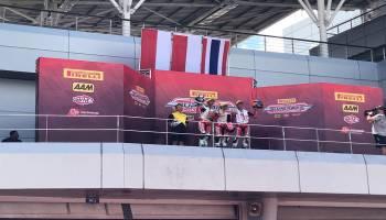 Pembalap Binaan AHM Dominasi Podium ATC Sepang