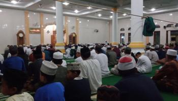 Pemdes Celuak Rayakan 1 Muharram Dengan Gelar Kegiatan Syiar Islam