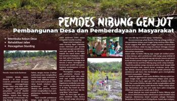 Pemdes Nibung Genjot Pembangunan Desa dan Pemberdayaan Masyarakat
