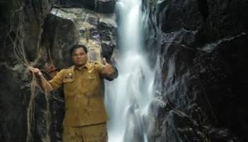 Pemdes Terak Perjuangkan Program Air Bersih Untuk Warga