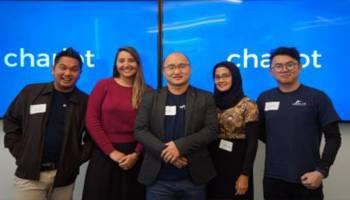 Pemenang The NextDev 2017 Diajak Telkomsel ke Silicon Valley